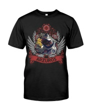 ARZUROS - ELITE EDITION Classic T-Shirt front