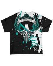 EKKO - SUBLIMATION All-over T-Shirt back