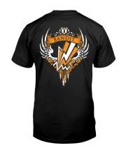 BANDIT - CREST EDITION-DS Classic T-Shirt back