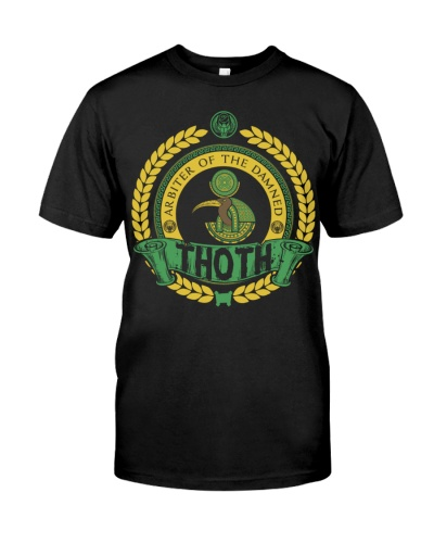 THOTH - FIGHTER CREST
