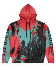 BLOOD-ELF - SUBLIMATION Men's All Over Print Hoodie front