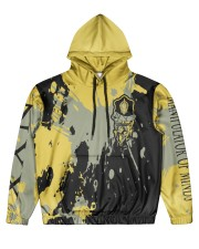 NYX PRIME - ELITE SUBLIMATION Men's All Over Print Hoodie front