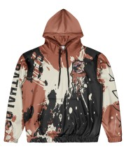 RATHALOS - SUBLIMATION Men's All Over Print Hoodie front