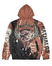 RATHALOS - SUBLIMATION Women's All Over Print Hoodie tile