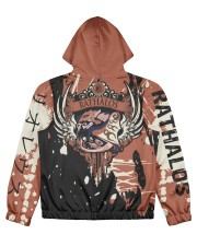 RATHALOS - SUBLIMATION Women's All Over Print Full Zip Hoodie tile
