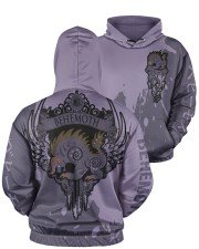 BEHEMOTH - SUBLIMATION Men's All Over Print Hoodie aos-men-hoodie-ghosted-front-05