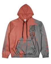 ZORAH MAGDAROS - SUBLIMATION Women's All Over Print Hoodie tile
