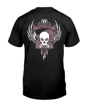 SMOKE - CREST EDITION-DS Classic T-Shirt back