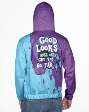 RARITY - SUBLIMATION Men's All Over Print Hoodie aos-complex-men-hoodie-lifestyle-back-02