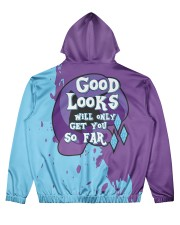 RARITY - SUBLIMATION Men's All Over Print Hoodie back
