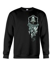 HYDROID - DOUBLE SIDED-V1 Crewneck Sweatshirt thumbnail