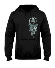 HYDROID - DOUBLE SIDED-V1 Hooded Sweatshirt thumbnail