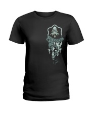 HYDROID - DOUBLE SIDED-V1 Ladies T-Shirt thumbnail