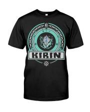 KIRIN - ORIGINAL EDITION-V7 Classic T-Shirt front