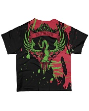 ZYRA - SUBLIMATION All-over T-Shirt back