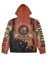 RATHALOS - SUBLIMATION-V3 Women's All Over Print Full Zip Hoodie tile