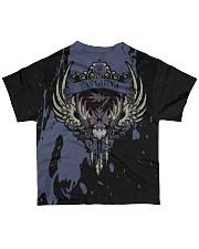 YIAN GARUGA - SUBLIMATION-V3 All-over T-Shirt back