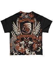 SAFI'JIIVA - ELITE SUBLIMATION All-over T-Shirt back