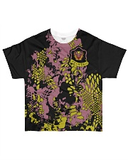 TEOSTRA - ELITE SUBLIMATION All-over T-Shirt front