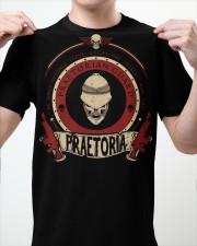 PRAETORIA - LIMITED EDITION Classic T-Shirt apparel-classic-tshirt-lifestyle-front-62