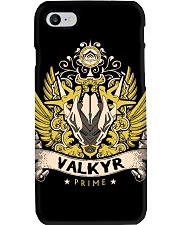 VALKYR PRIME - ELITE CREST Phone Case thumbnail
