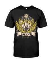 VALKYR PRIME - ELITE CREST Classic T-Shirt front