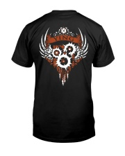 YING - CREST EDITION-DS Classic T-Shirt back