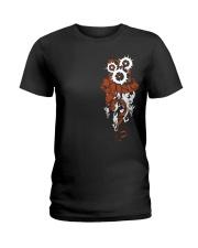 YING - CREST EDITION-DS Ladies T-Shirt tile