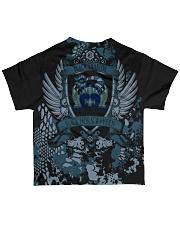 BLACK DIABLOS - ELITE SUBLIMATION All-over T-Shirt back