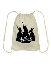The Schuyler Sisters - Work Drawstring Bag thumbnail