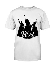 The Schuyler Sisters - Work Classic T-Shirt thumbnail