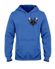 zaiyangawd Hooded Sweatshirt front