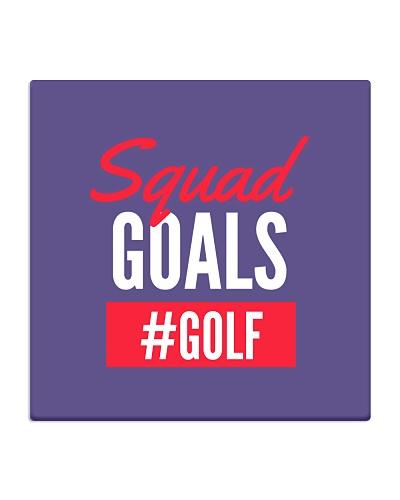 Squad Goals Golf Merch