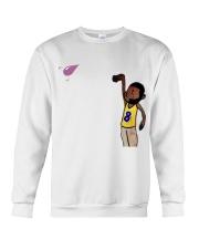 Purpledrip Crewneck Sweatshirt front