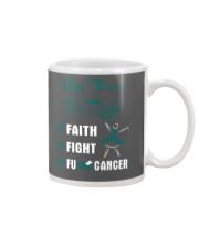 cervical-cancer-teal-white-3ru Mug thumbnail