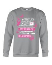 breast-cancer-pink-STUCK Crewneck Sweatshirt thumbnail