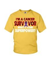 vulva-cancer-purple-surpp Youth T-Shirt thumbnail