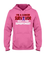 vulva-cancer-purple-surpp Hooded Sweatshirt thumbnail