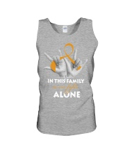 appendix-cancer-amber-fight-together Unisex Tank thumbnail