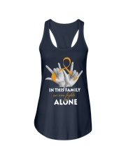 appendix-cancer-amber-fight-together Ladies Flowy Tank thumbnail