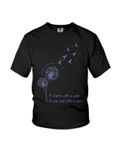 all-cancer-lavender-stwc Youth T-Shirt thumbnail