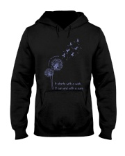 all-cancer-lavender-stwc Hooded Sweatshirt thumbnail