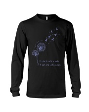 all-cancer-lavender-stwc Long Sleeve Tee thumbnail