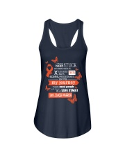 kidney-cancer-orange-STUCK Ladies Flowy Tank thumbnail