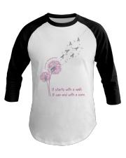metastatic-breast-cancer-stwc Baseball Tee thumbnail