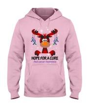 anal-cancer-purple-green-hfac Hooded Sweatshirt thumbnail