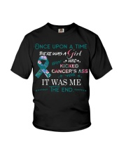 ovarian-cancer-teal-itsme Youth T-Shirt thumbnail