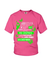 nonhodgkins-lymphoma-limegreen-stuck Youth T-Shirt thumbnail