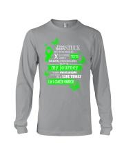 nonhodgkins-lymphoma-limegreen-stuck Long Sleeve Tee thumbnail