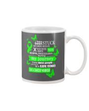 nonhodgkins-lymphoma-limegreen-stuck Mug thumbnail
